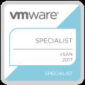 VMware vSsan 2017 Specialist